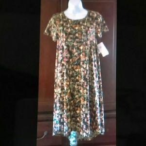 Lularoe dress XXS New Carly Disney Minnie Mouse